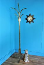 Italian gold coat stand - SOLD